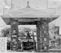 Original Germaina Memorial
