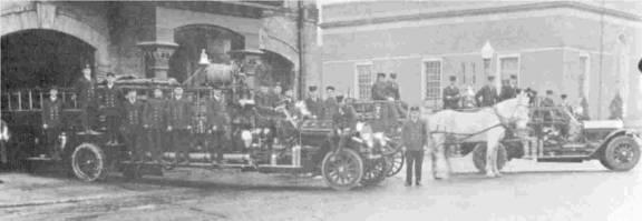 Fire Department 1926