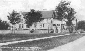 Lamareaux Mansion