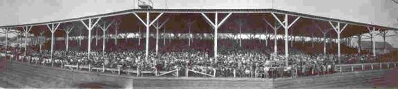 Dodge Co. Fair Grandstand