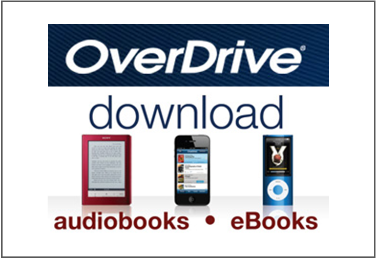OverDrive eBooks and eAudio