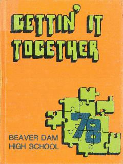 Beaver Dam High School Year Books