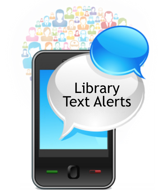 Library Text Alerts