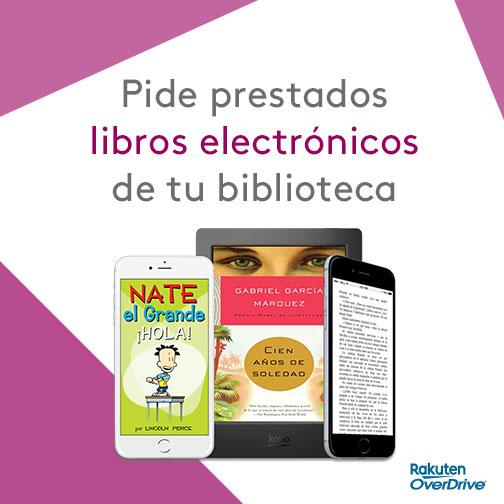 Libros electrónicos en español también