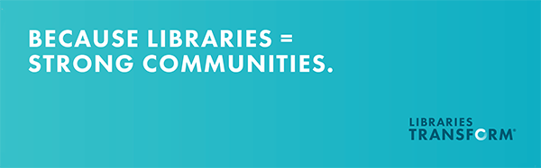 Visit your community library today!