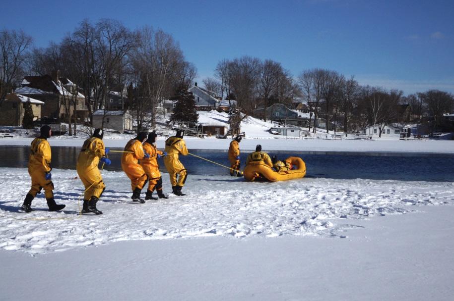 Ice Crisis Training