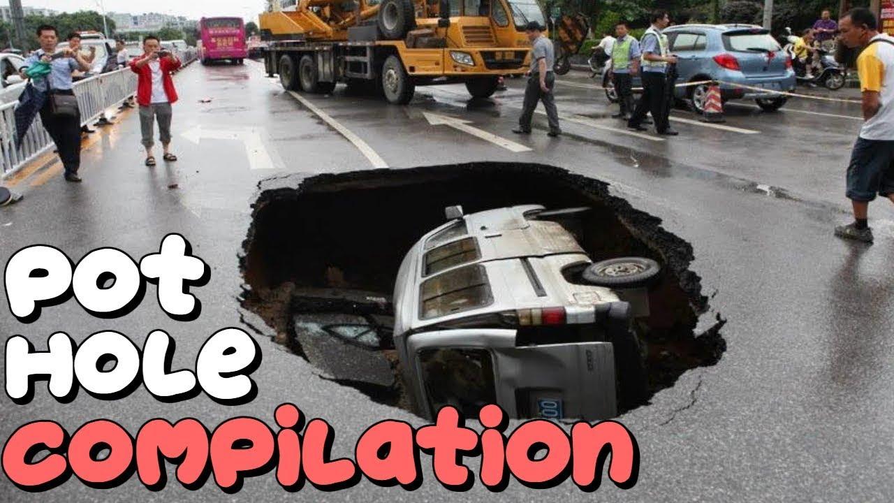 Avoiding Pothole Damage