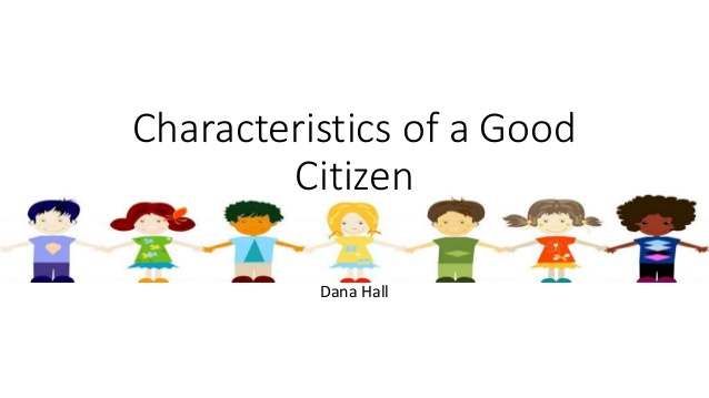 How to be a Good Citizen