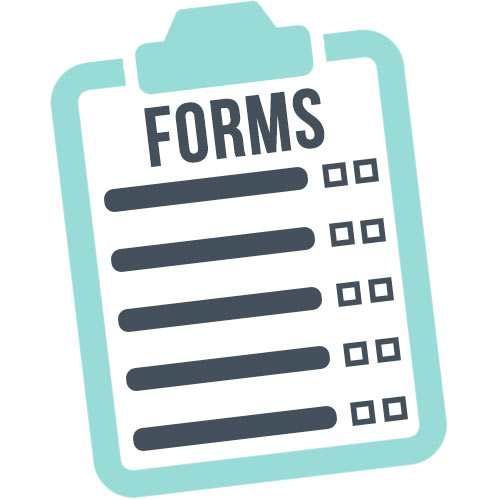 Forms for businesses and residents
