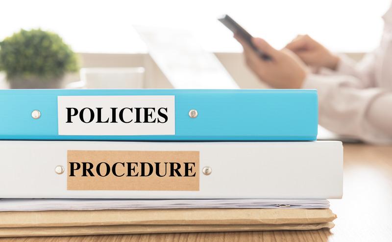 Policies & Procedure