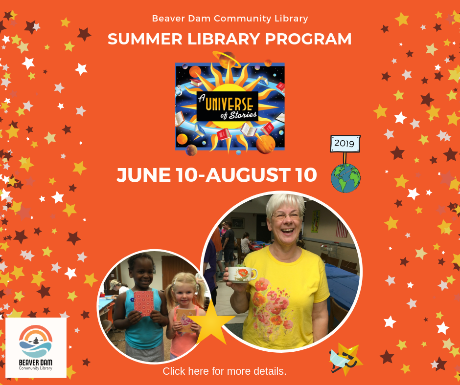 2019 Library Summer Program