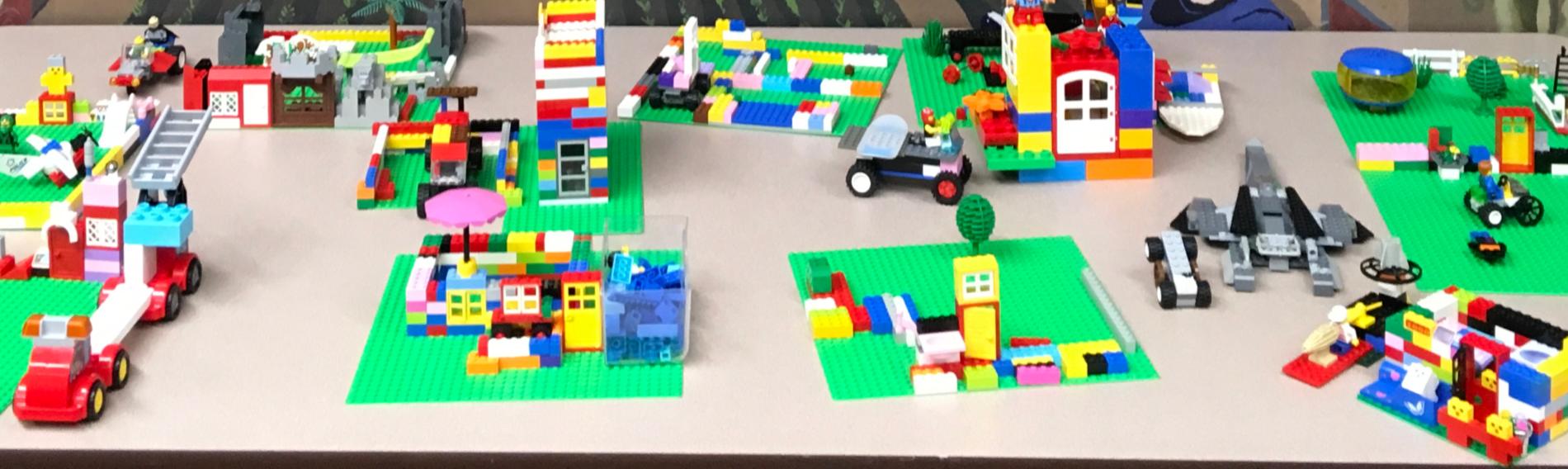 Lego Club Builders' Gallery