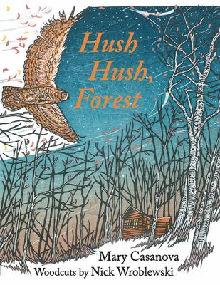 Hush Hush Forest book cover