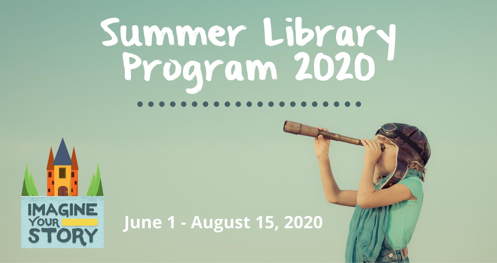 Virtual Summer Library Program