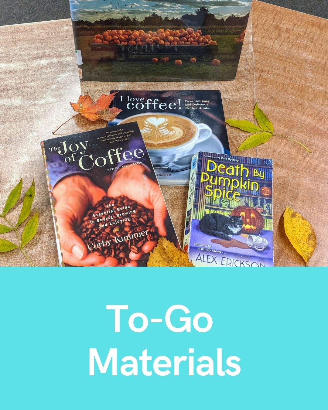 To-Go Materials