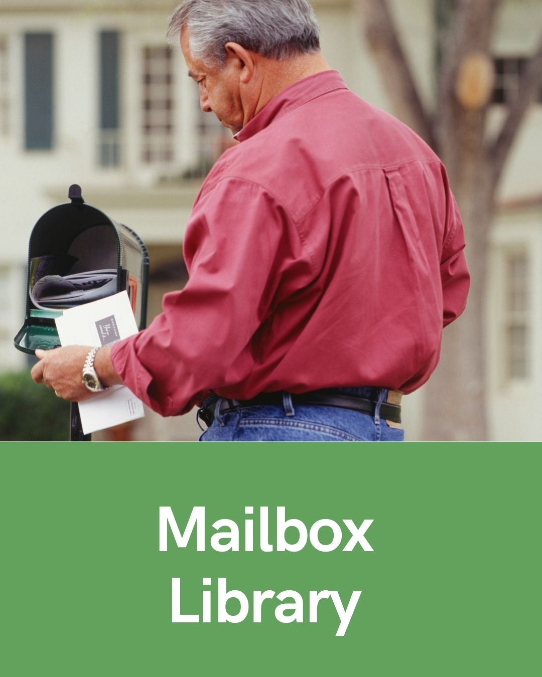 Mailbox Library Service