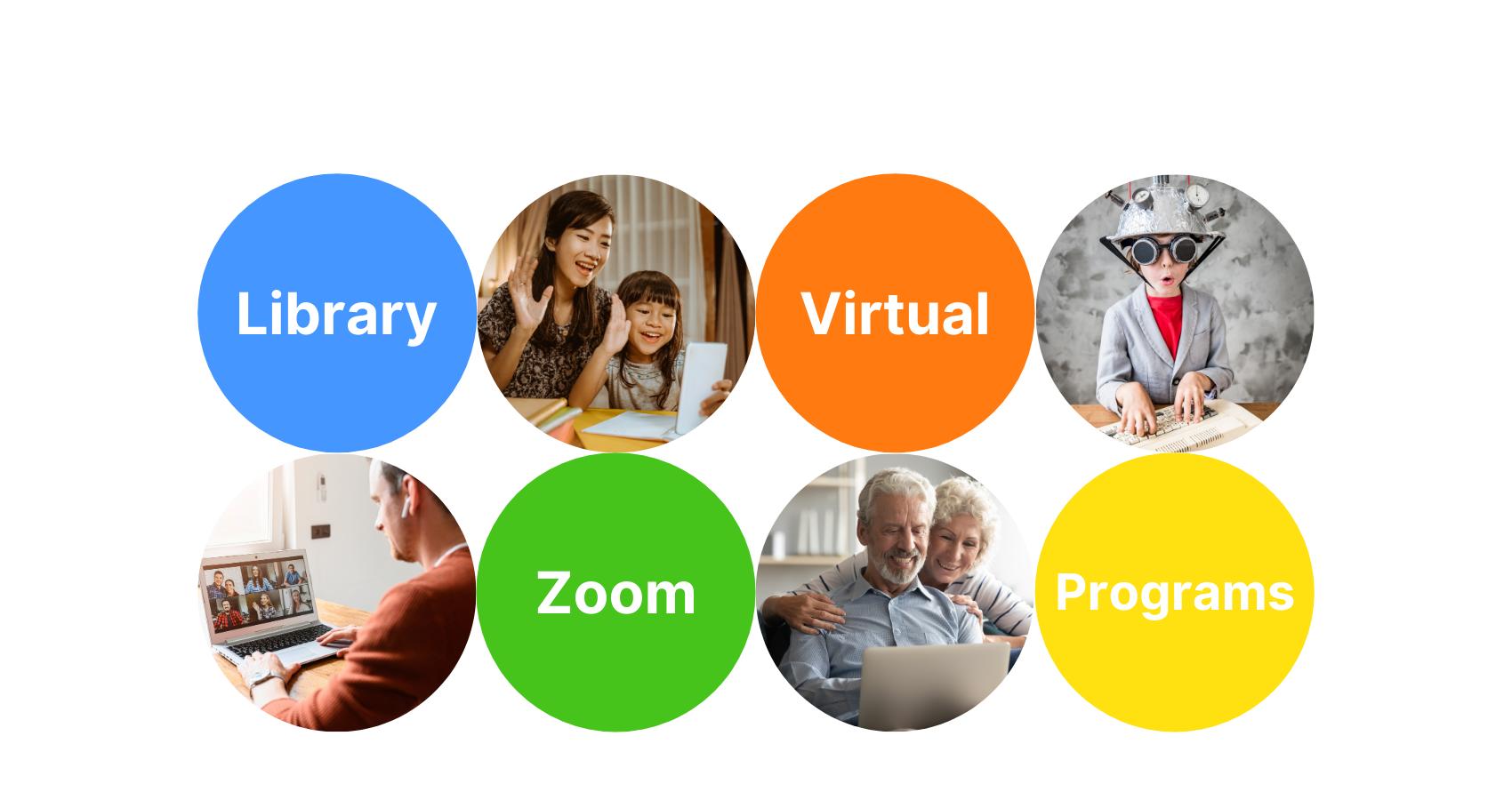 Zoom Library Programs