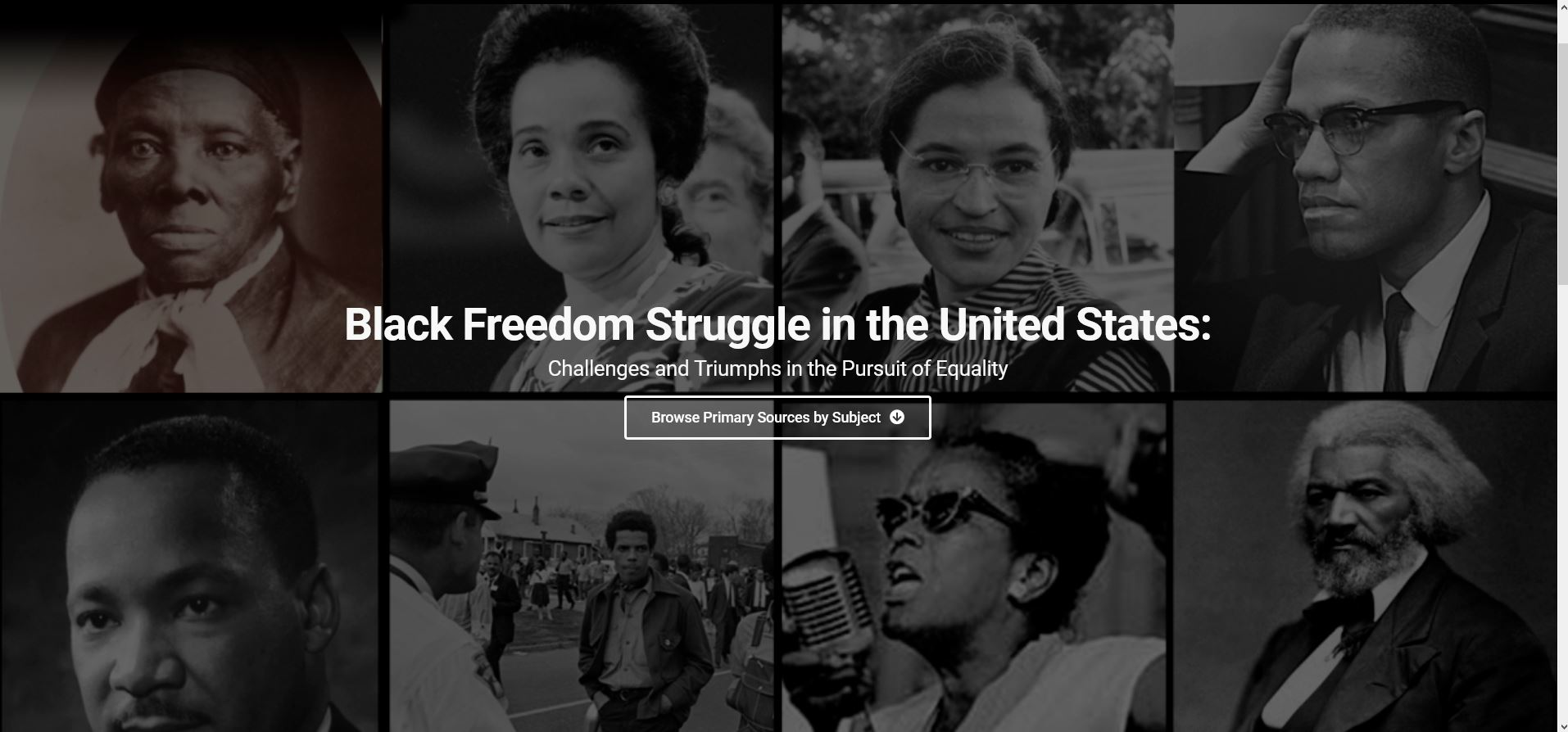 Black Freedom Struggle