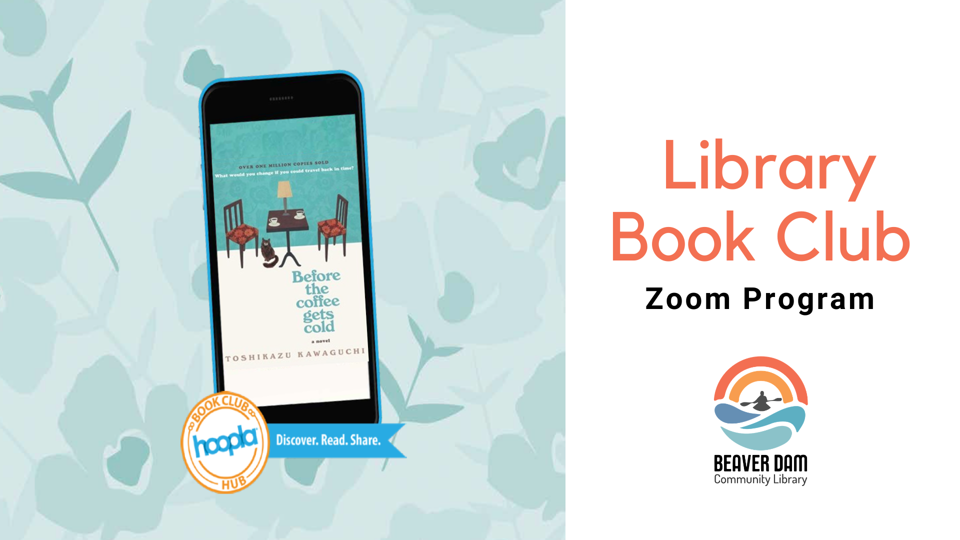 Virtual Library Book Club